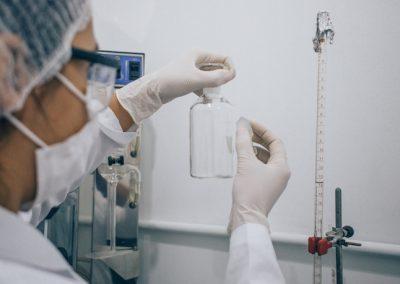 Diagnóstico veterinário e análises ambientais
